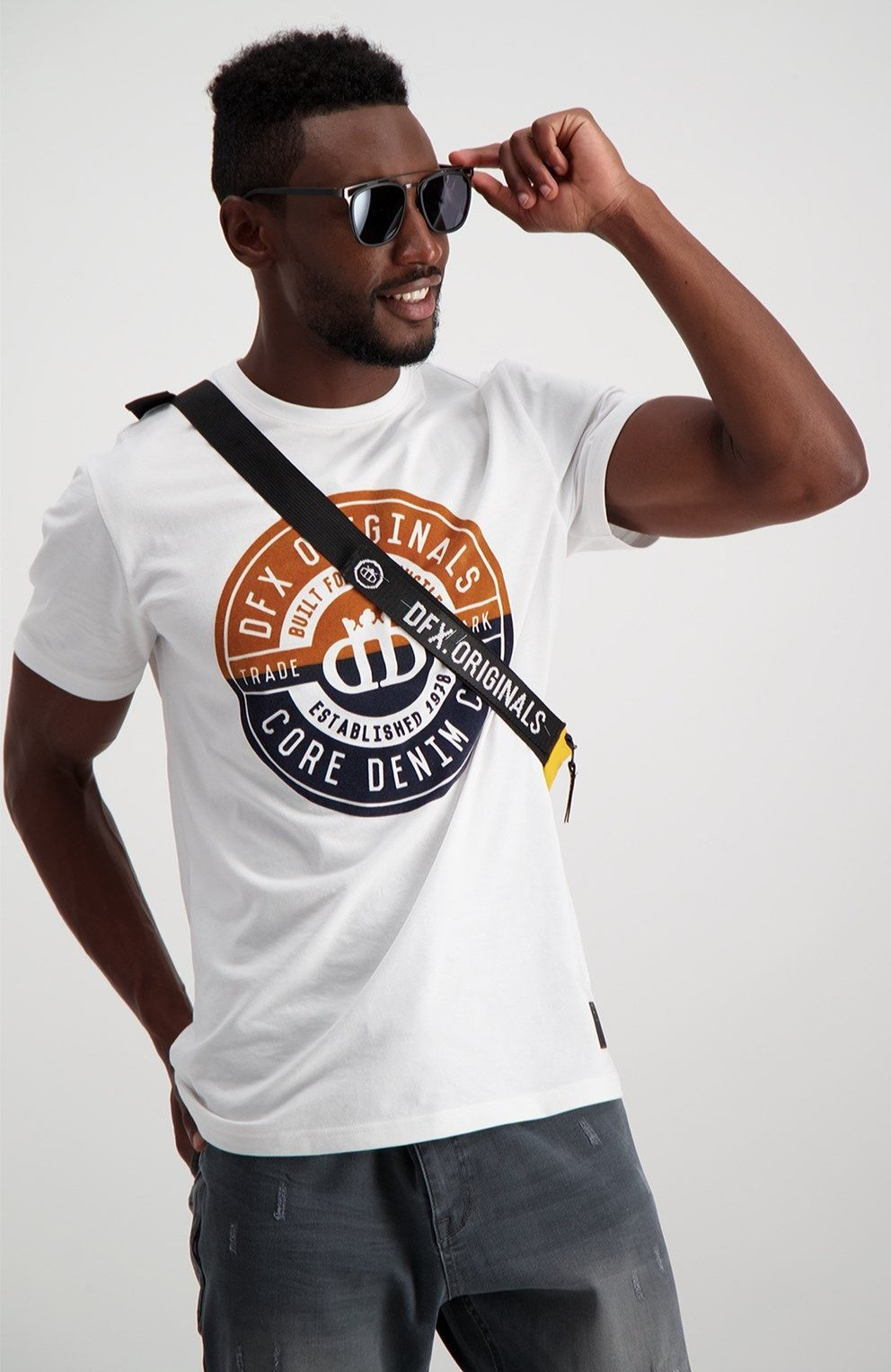 Franklin Tee _ 120283 _ White