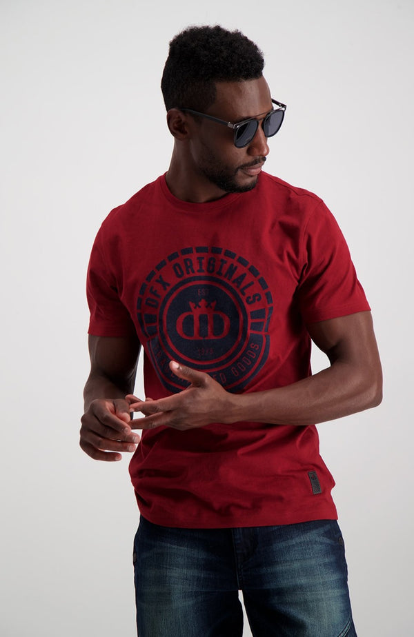 Jefferson Tee _ 120288 _ Red