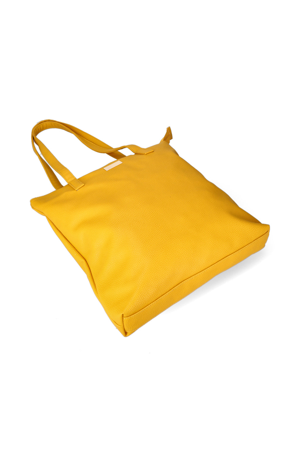 Heather Shopper Handbag _ 120291 _ Mustard