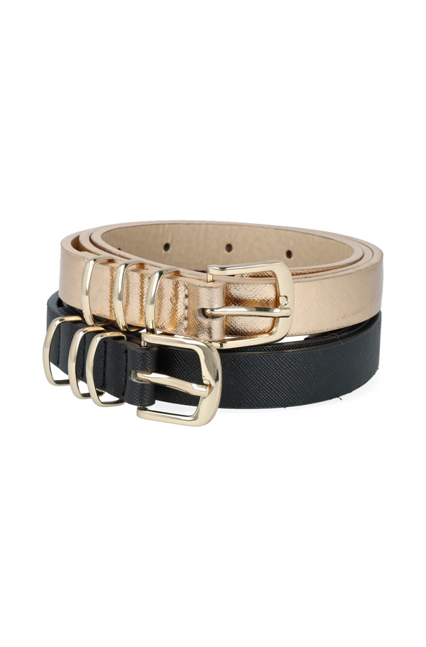 Shelly 2 Pack Belts _ 120299 _ Multi