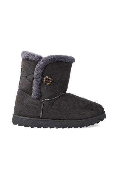 Anderson Microfibre Boot _ 120327 _ Charcoal