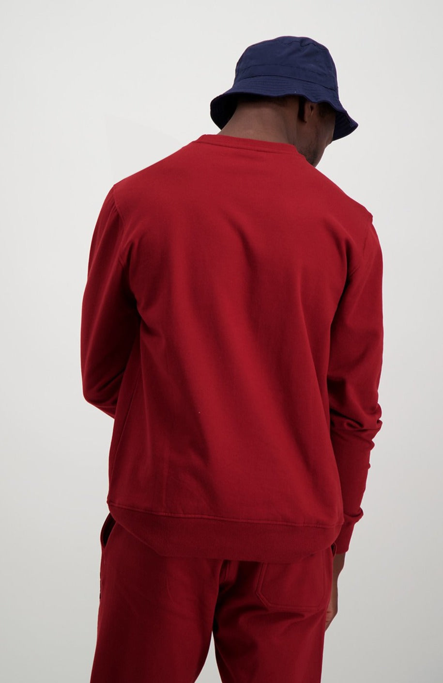 Cardinal Crew Sweat _ 120344 _ Red