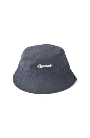 Fletcher Bucket Hat _ 120408 _ Navy