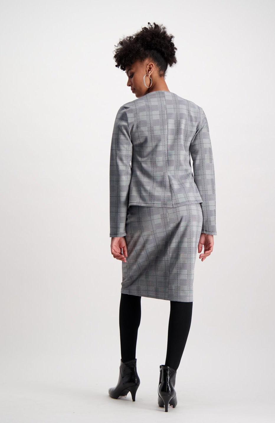 Rita Suit Jacket _ 120513 _ Grey