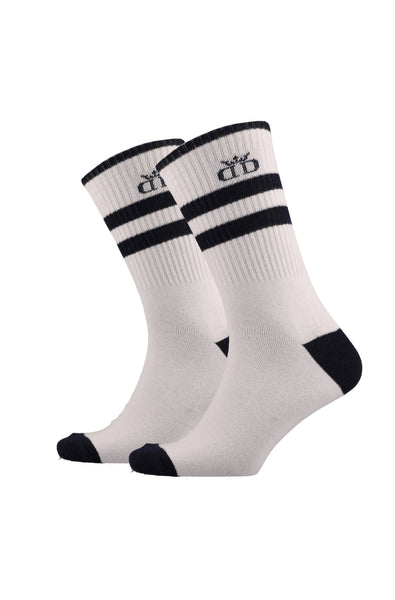 Tipping Fun Single Socks _ 120542 _ White