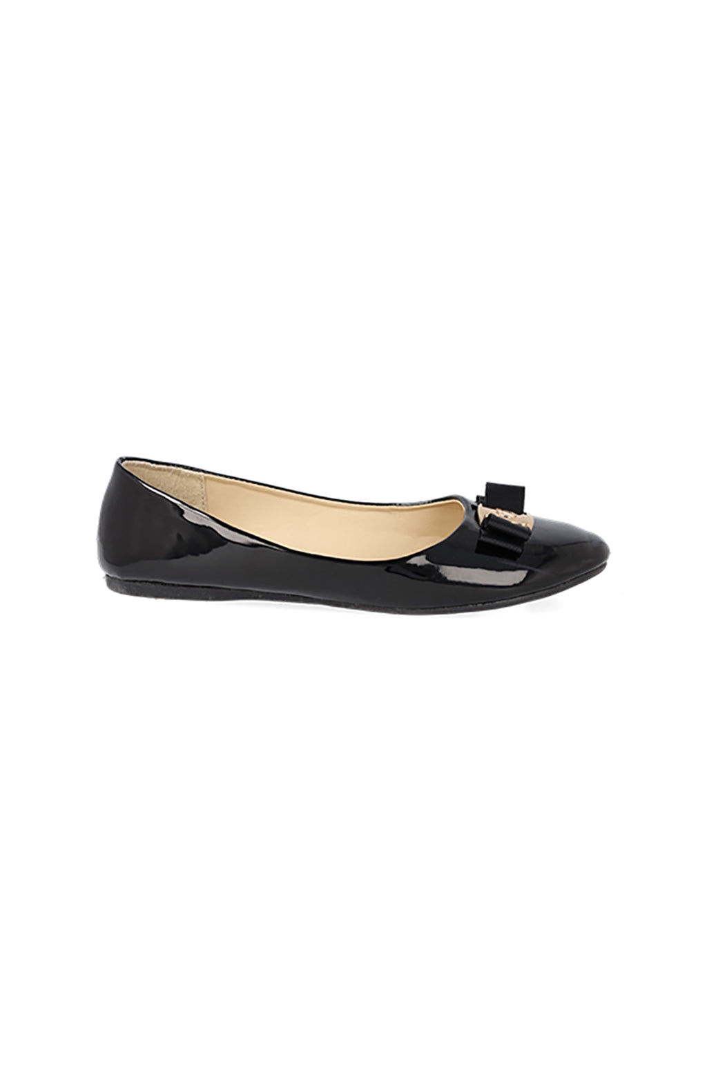 Alfalfa Pump With Bow _ 120797 _ Black