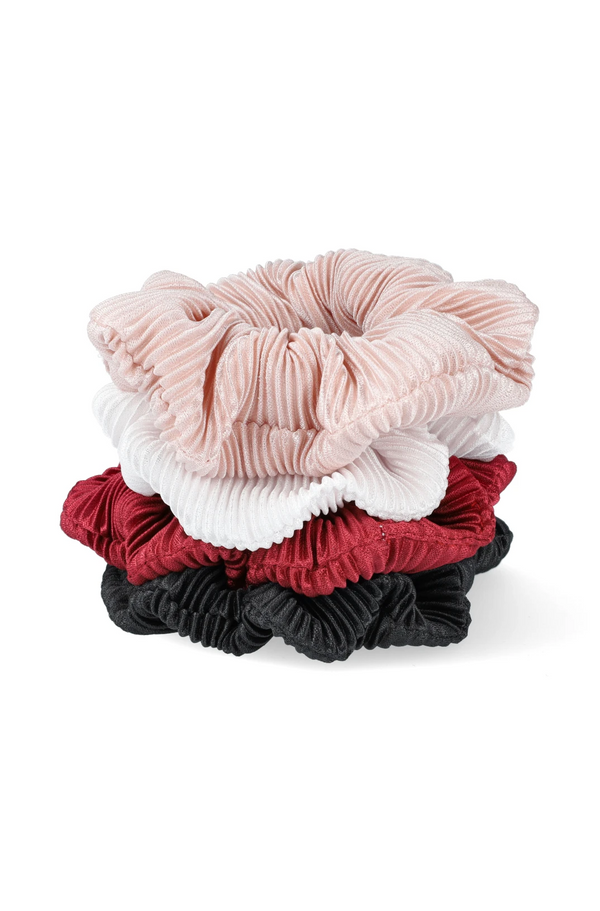 Kerry 4 Pack Scrunchies _ 120806 _ Multi
