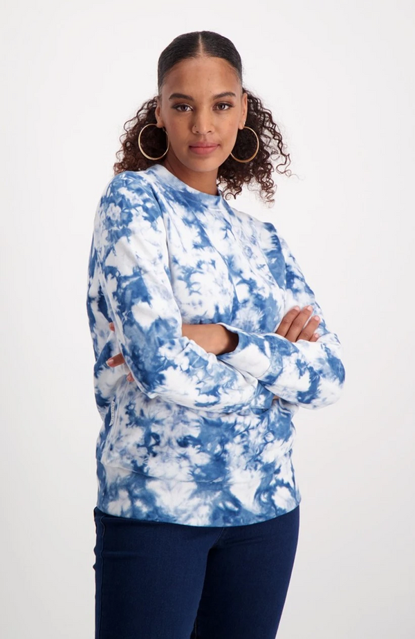 East Side Crew Neck _ 120957 _ Blue