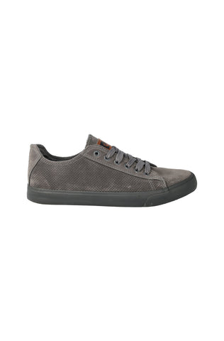 Pierre Cardin Benson Pu Lace Up _ 121036 _ Charcoal