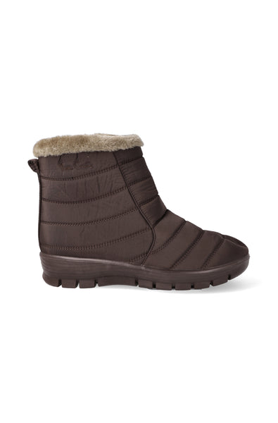 Pierre Cardin Abercorn Quilted Boot _ 121490 _ Brown