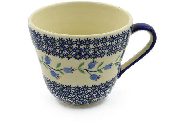 Polish Pottery Mug 26 oz Sweet Dreams Theme