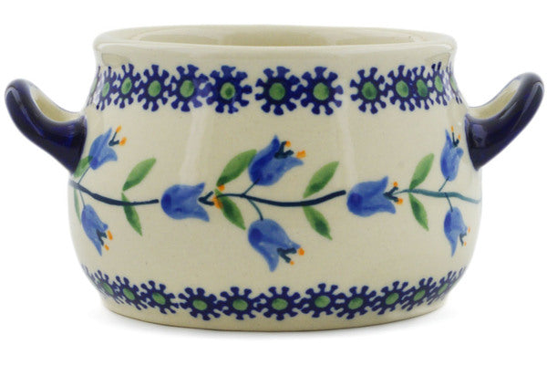 Polish Pottery Bouillon Cup 13 oz Sweet Dreams Theme