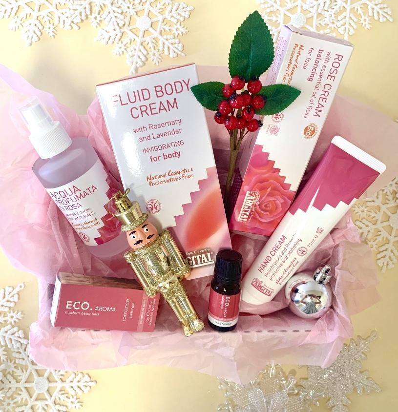 Hydrating Rose Face & Body Pack