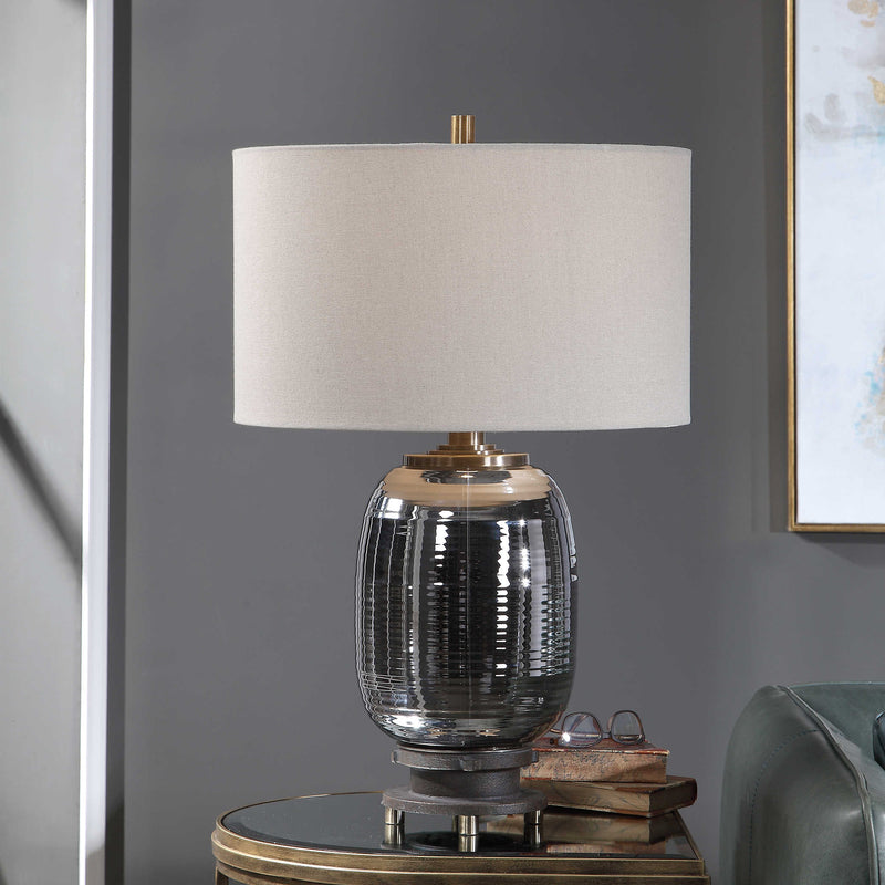 Uttermost PAIR Of Caswell Table Lamps NEW
