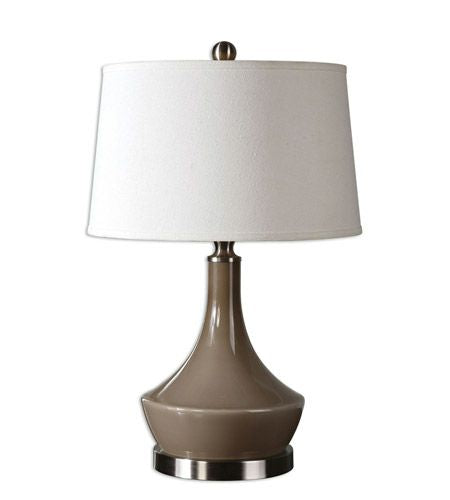 "Uttermost 26477 Kerman Lamp 27"" NEW"