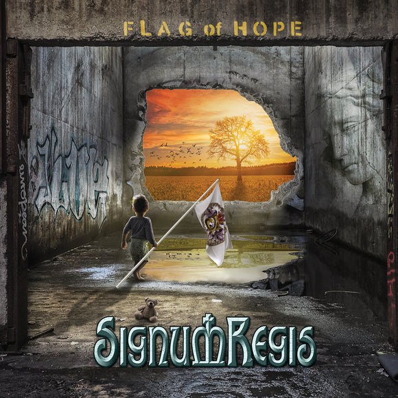 Signum Regis - Flag of Hope EP (CD edition) (PRE-ORDER)