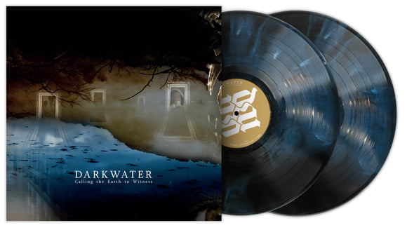 Darkwater - Calling the Earth to Witness (Limited Ocean Dusk 2LP edition) - PRE-ORDER
