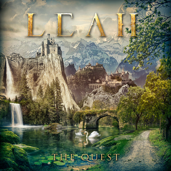 Leah - The Quest (CD edition)