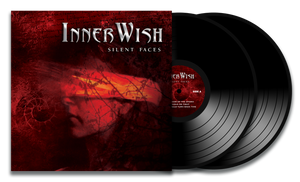 InnerWish - Silent Faces (2LP edition black discs)