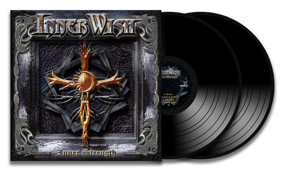 InnerWish - Inner Strength (2LP edition black discs)