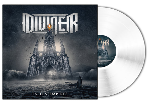 Diviner - Fallen Empires (LP edition white disc)