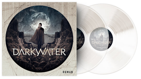 Darkwater - Human (Limited Clear 2LP edition)