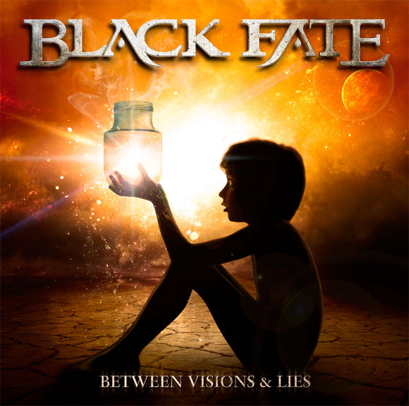 Black Fate - Between Visions & Lies (CD edition)