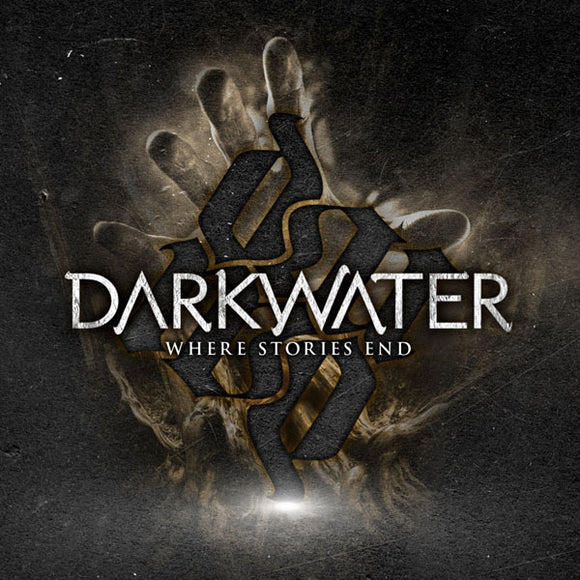 Darkwater - Where Stories End (CD edition)