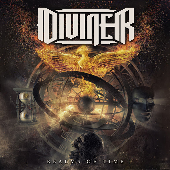 Diviner - Realms of Time (CD edition)