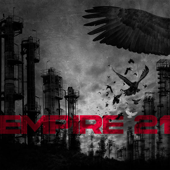 Empire 21 - Empire 21 (CD edition)