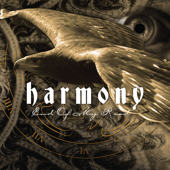 Harmony - End of My Road EP (CD edition)