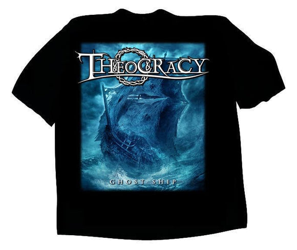 Theocracy - Ghost Ship t-shirt