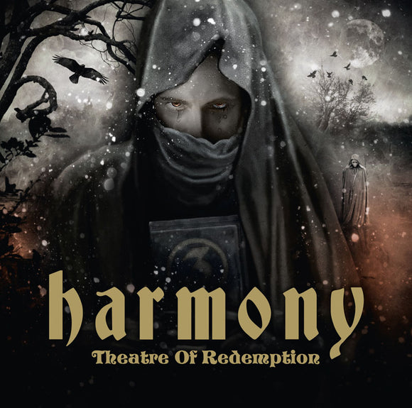 Harmony - Theatre of Redemption (CD edition)