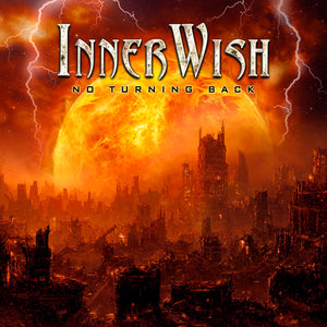 InnerWish - No Turning Back (CD edition)