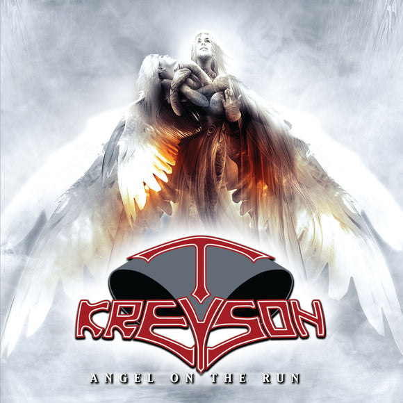 Kreyson - Angel On The Run (CD edition)