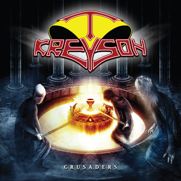 Kreyson - Crusaders (CD edition)