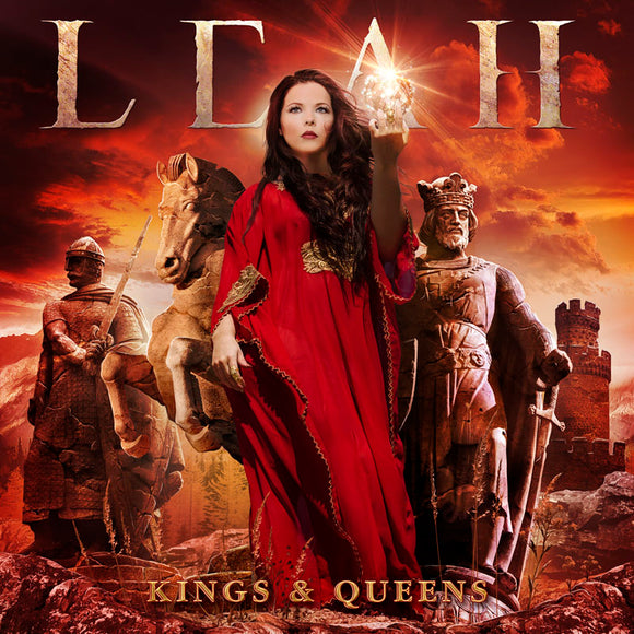 Leah - Kings & Queens (CD edition)