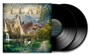 Leah - The Quest (2LP edition black discs)