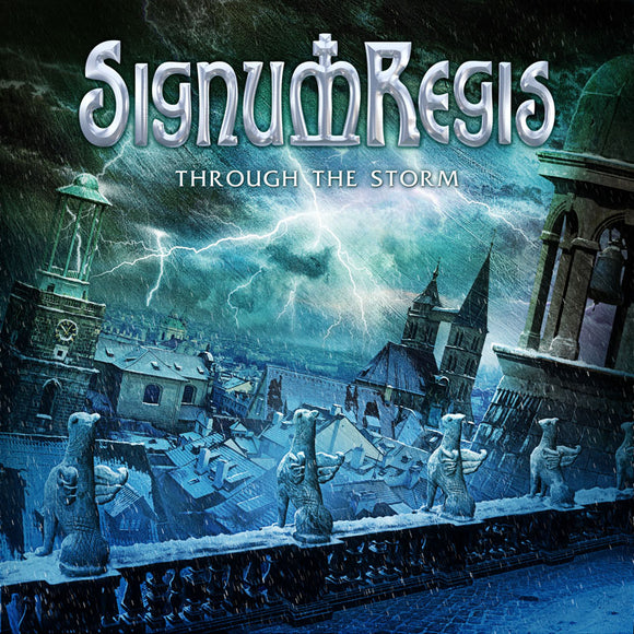 Signum Regis - Through The Storm (CD edition)