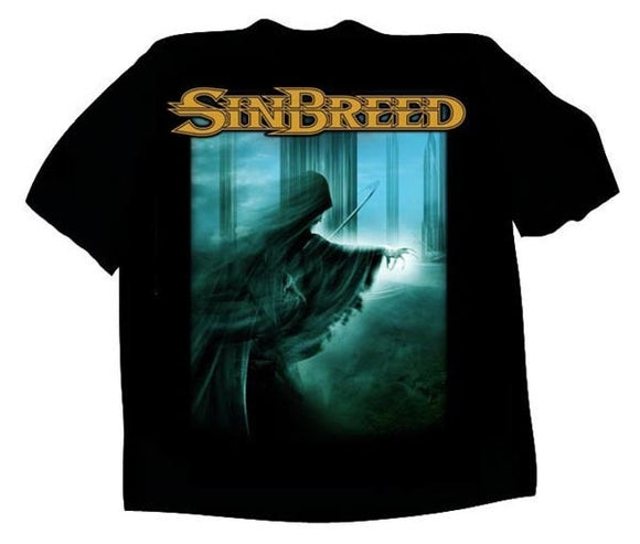 Sinbreed - When Worlds Collide t-shirt