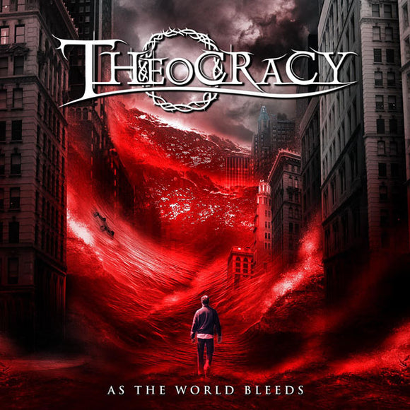 Theocracy - As The World Bleeds (CD edition)