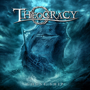 Theocracy - Ghost Ship (CD edition)
