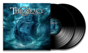 Theocracy - Ghost Ship (2LP edition black discs)