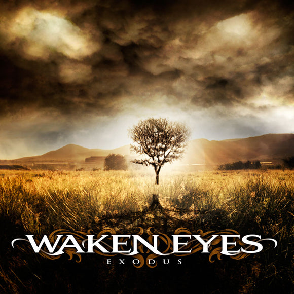 Waken Eyes - Exodus (CD edition)