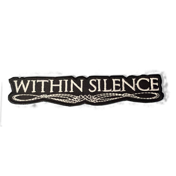 Within Silence logo patch