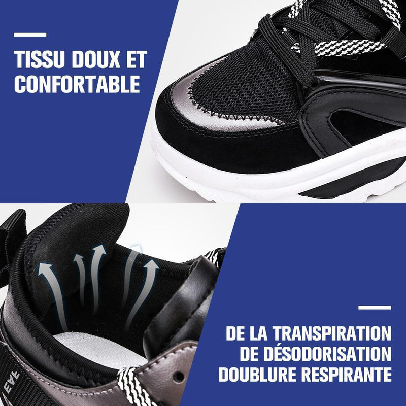 Baskets Respirantes Tendance