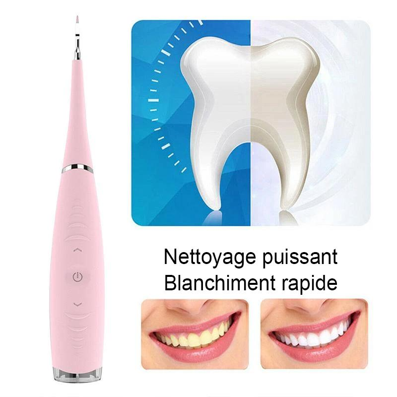 Nettoyeur à Dents à Ultrasons