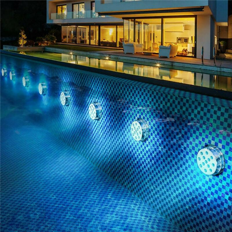 LED Lumières de piscine submersibles