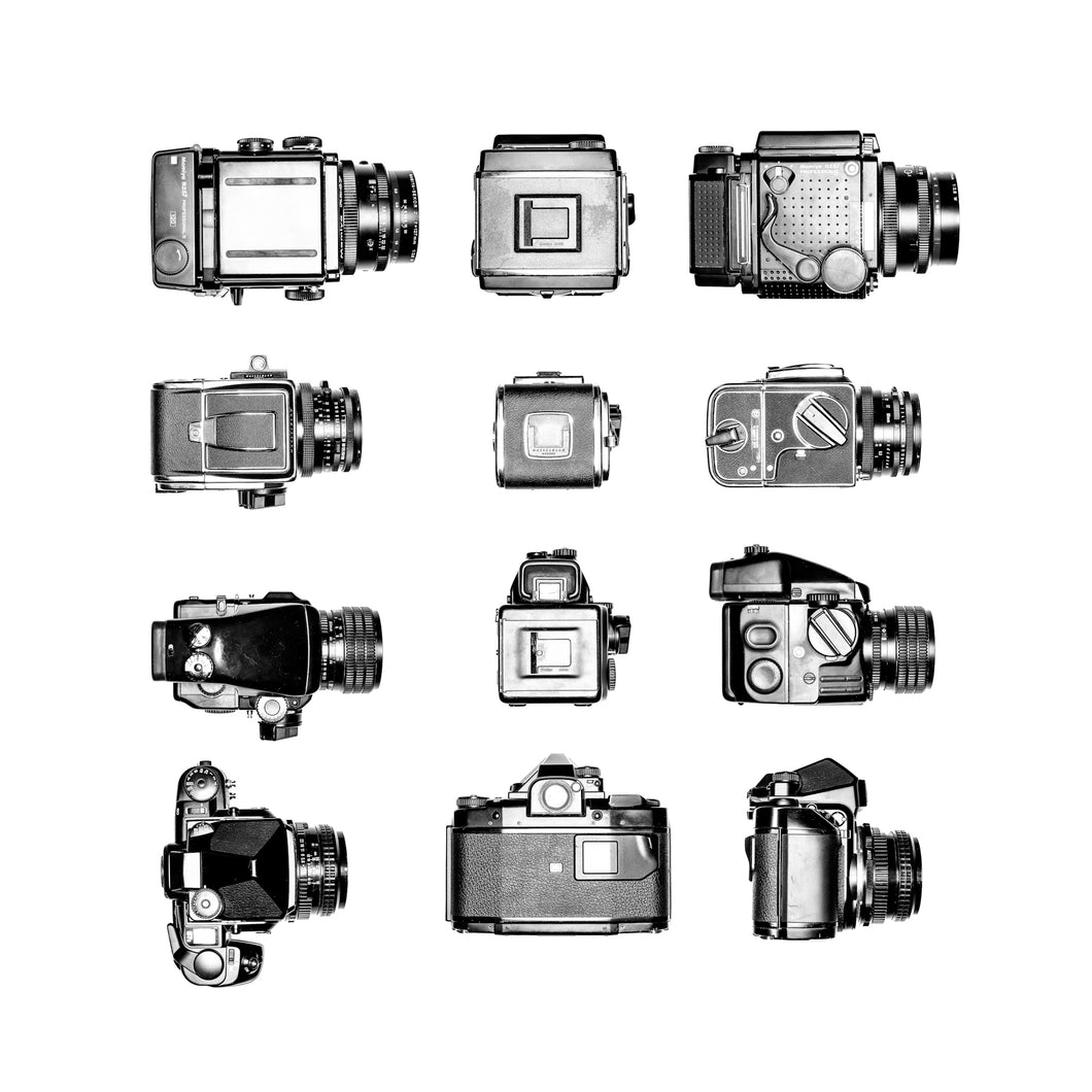 Medium Format Camera Typology