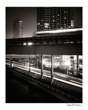 Load image into Gallery viewer, Dozen Editions № 5: Trains Passing At Hamamatsucho Station